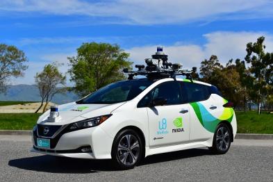 文遠知行WeRide攜L4級自動駕駛預商業化解決方案,亮相英偉達2019 GTC技術大會