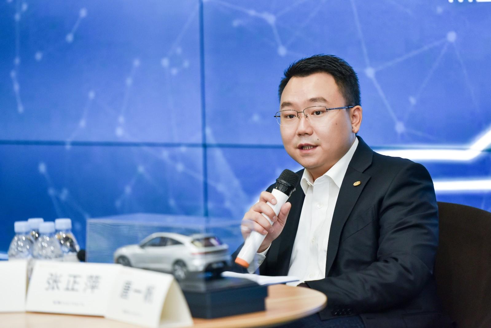 金康SERES创始人兼CEO张正萍