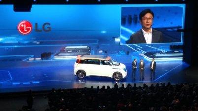 LG牵手德国大众,联合开发联网汽车平台