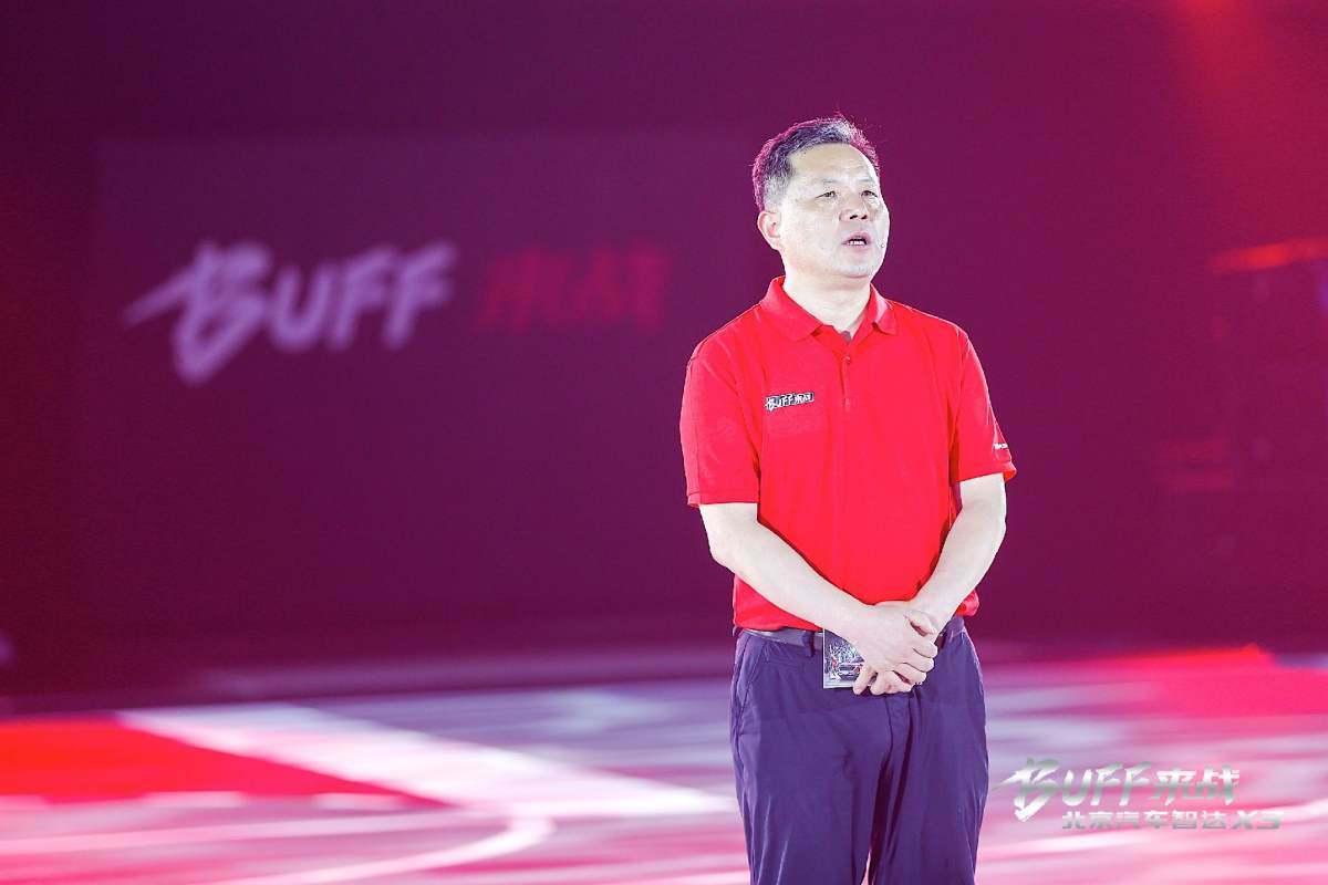 北京汽车股份有限公司总裁陈宏良