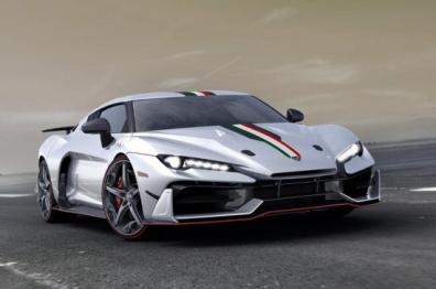 大众旗下Italdesign推首款超跑,日内瓦车展首秀