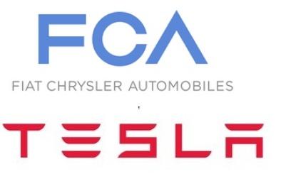 FCA或18亿欧元向特斯拉购买排放额度