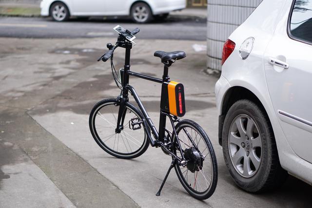 云马C1智能电单车