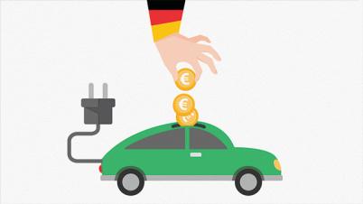 德国计划到2030年注册新车全部实现零排放
