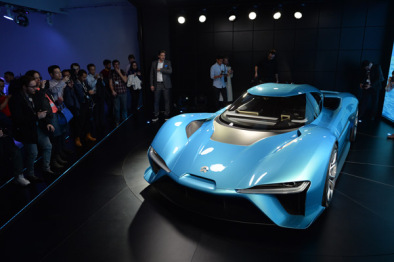蔚来汽车与第二家车企达成战略合作意向,或为自主品牌