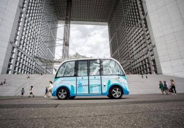 韩国公司投资海外自动驾驶