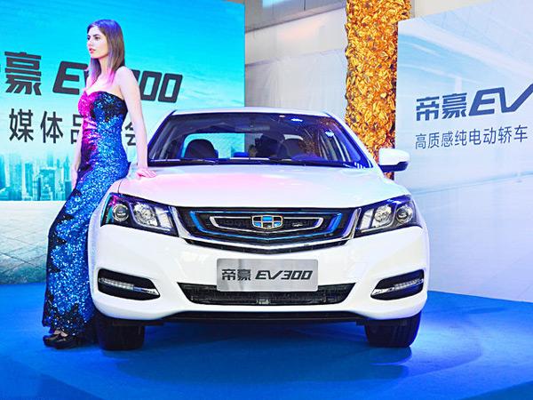 吉利未来将布局10款新能源汽车,涵盖SUV等高清图片