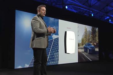 """""""电池企业""""特斯拉,两款新产品都与『车』无关"""