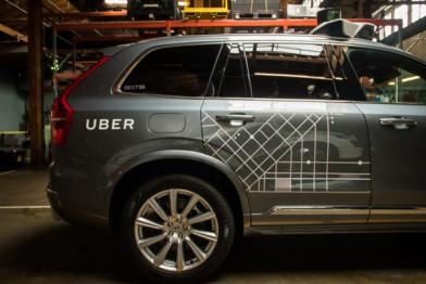 """""""叛逆青年""""Uber自动驾驶测试在加州被叫停"""