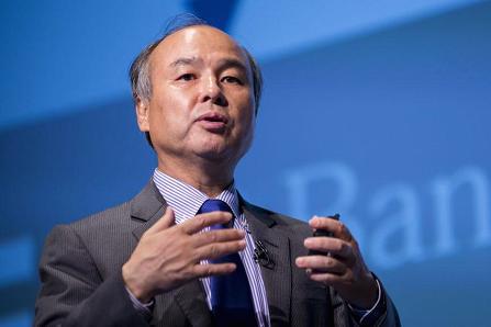 软银旗下投资基金将控制100家科技公司