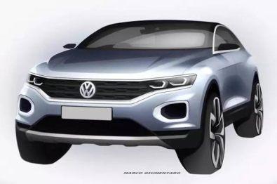 即将全球发布的T-ROC,或成为2018年一汽-大众首款SUV?