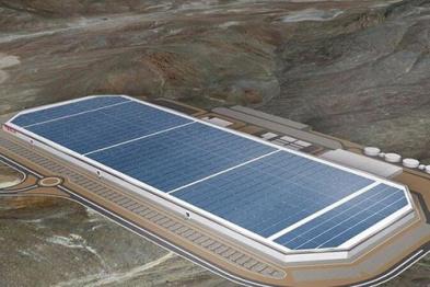瑞典公司建电池工厂,对标特斯拉超级工厂