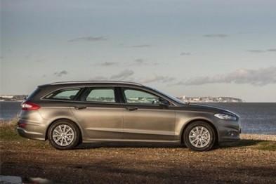 福特将在欧州推蒙迪欧混动旅行车,明年春上市
