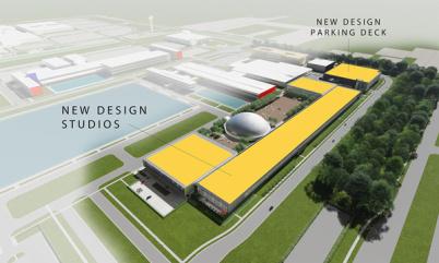 通用斥资10亿美元,扩建密歇根技术中心设计室