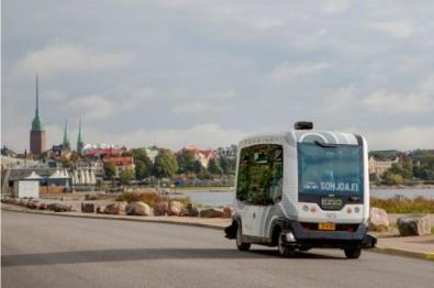 芬兰测试自动驾驶公交,或改变未来公共交通系统