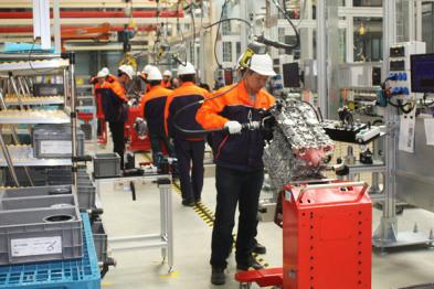 沃尔沃将推纯电动车,张家口工厂产动力总成