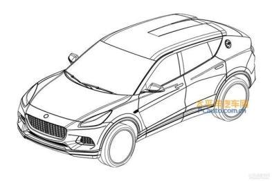 路特斯SUV搭载沃尔沃动力系统
