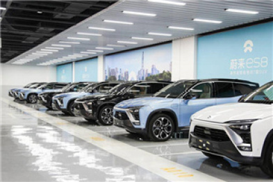 开始安排生产,蔚来ES8基准版车型启动交付