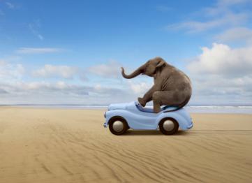 无人驾驶汽车会抢快递员饭碗?很有可能!