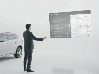 车机要抢手机的饭碗,沃尔沃升级版Sensus Connect