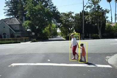 NEXCO开发高速公路行人侵入检测系统