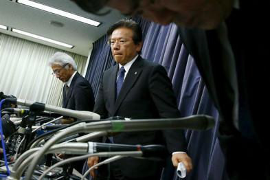 三菱汽车总裁相川哲郎下台,为油耗造假揽责