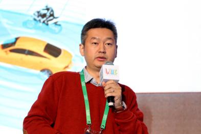 LINC2016汽车交通创业大赛--速腾聚创战略执行总监张冲