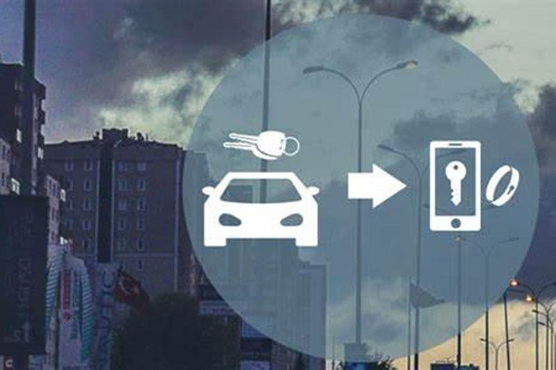 科技有意思丨车钥匙设计师要失业,我的手机能开你的车?