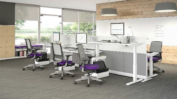 Steelcase的家具设计理念