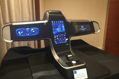 玻璃未来在汽车内饰上会扮演一个什么样的角色?