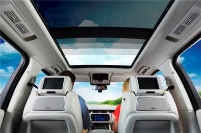 伟巴斯特在法兰克福车展展示智能车顶系统