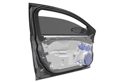 麦格纳超轻型车门减重42.5%,未来三到四年投产