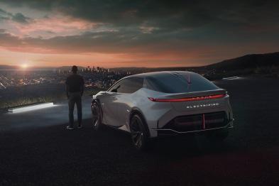 """雷克萨斯发布全新概念车加速电气化,首提""""碳中和""""目标"""