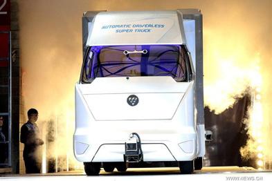 自动驾驶卡车,能让中国企业赶超硅谷吗?