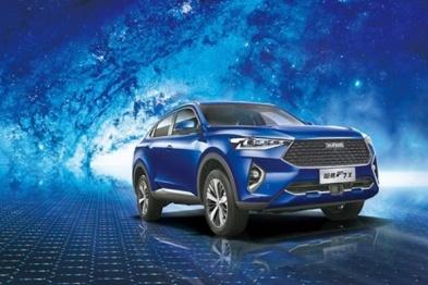 """揭开哈弗F7x的""""X档案"""",中国品牌轿跑SUV如何打破豪华品牌的一统江山?"""