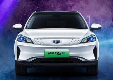首款纯电动跨界SUV将至 吉利帝豪GSe明日亮相