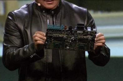 英伟达Drive PX2自动驾驶平台售价近10万元