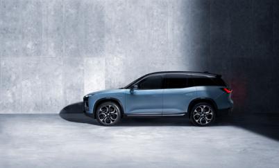 蔚来ES8上市,中国新造车公司的第一步