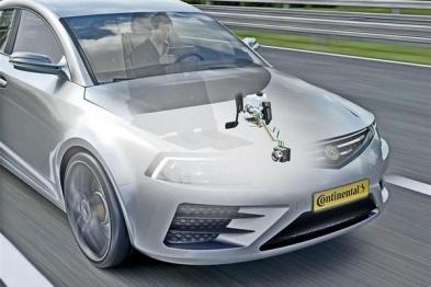 大陆推MKC1电子制动,定位高度自动化驾驶