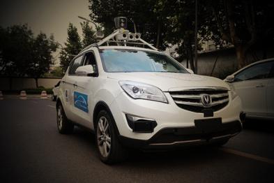 探密清华无人车「睿龙号」——中国智能车未来挑战赛探营