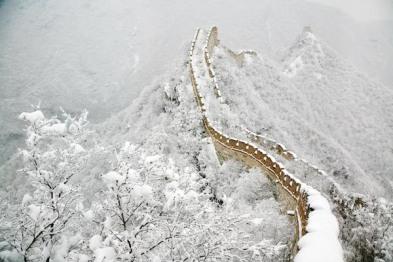 「一周动态」2018年的第一场雪,比以往来得晚一些