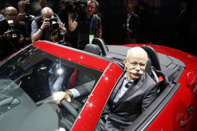 戴姆勒CEO:苹果谷歌汽车项目进展超出想象