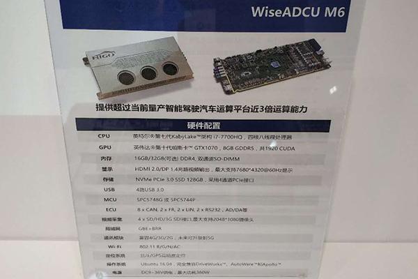 WiseADCU M6及硬件配置介绍