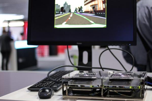 TASS利用Drive PX测试在虚拟环境中车道保持功能的表现
