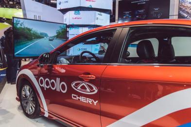 奇瑞将成中国首家采用英伟达自动驾驶技术车商