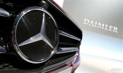 奔驰投11亿美元建新工厂,将投产新能源车型