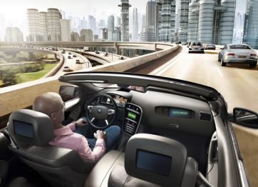 CES深度分析(二):自动驾驶产业化迈向纵深