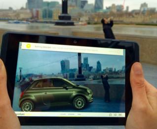 菲亚特克莱斯勒推增强现实技术(AR),购车前可「虚拟体验」