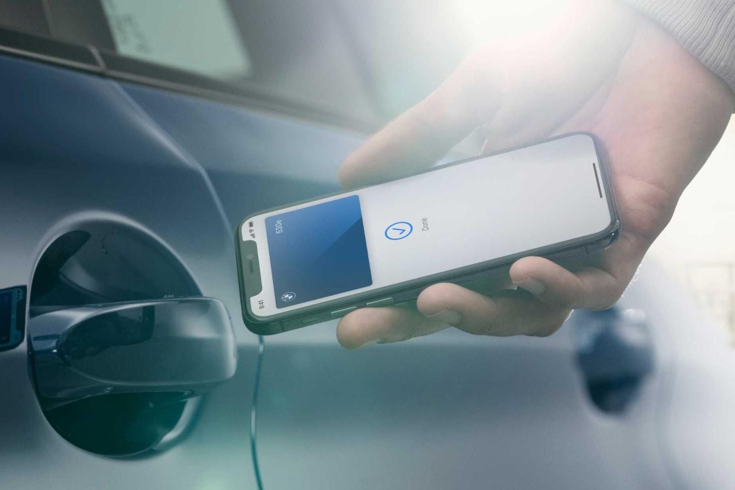 数字钥匙、充电地图,苹果CarPlay这次更新有点东西