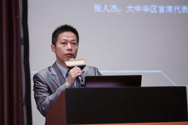 QNX大中华区总经理张人杰